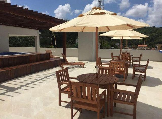 Apartamento novo e mobiliado no centro de Guaramiranga - Foto 3