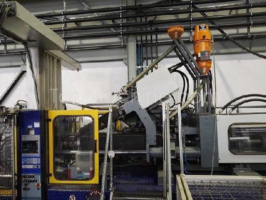 Manutenção e reforma de maquinas injetoras