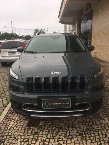 Jeep Cherokee Limited 3.2 2014 com 40 mil Km - Foto 6