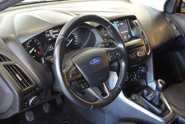 Ford Focus 1.6 16v Se Plus Manual - Impecável! - Foto 11