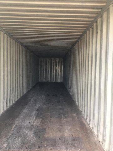 Container dry 40 pés HC 12,050 / dry 40 pés DC 10,000 - Foto 2
