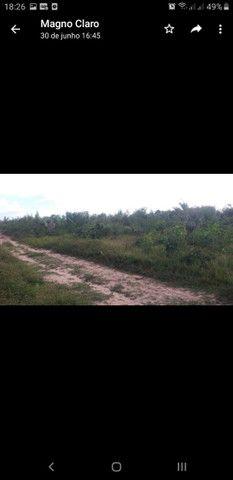 Gleba de terra com 2666 há