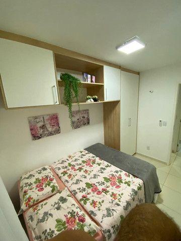 Apartamento novo e mobiliado no centro de Guaramiranga - Foto 19