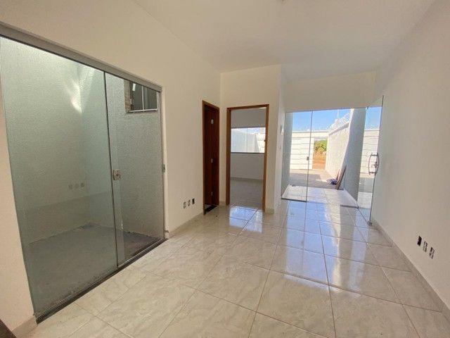 Casa para venda possui 58 metros quadrados com 2 quartos em Residencial Buena Vista I - Go - Foto 4