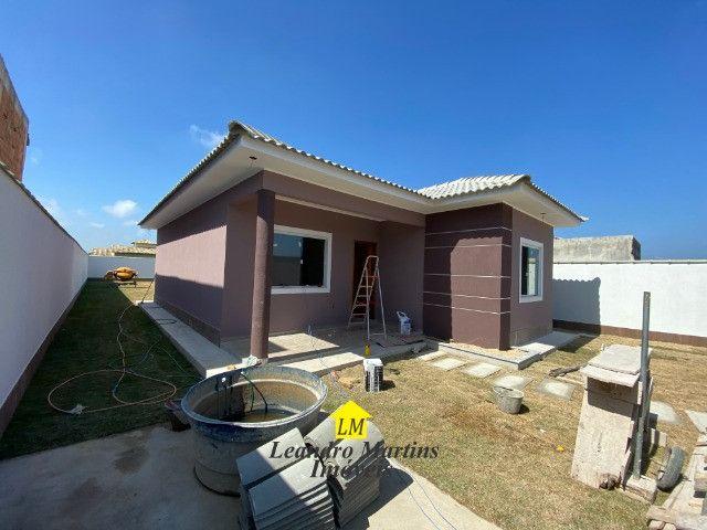 Em Construção / Linda e ótima casa primeira locação em itaipuaçu !!  - Foto 2