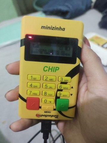 Minizinha chip zerada (praticamente nunca usada) - Foto 3