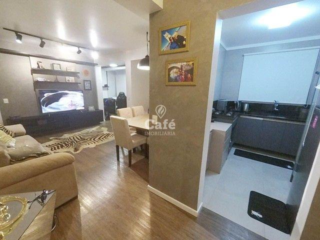 Apartamento, 2 Dormitórios, 1 Suíte, 3 Banheiros, 1 Vaga, Sacada, Semimobiliado, Centro - Foto 9