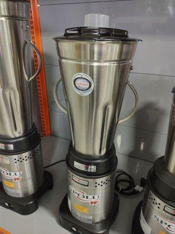 SPL-050W liquidificador 6 litros baixa rotação - SPOLU