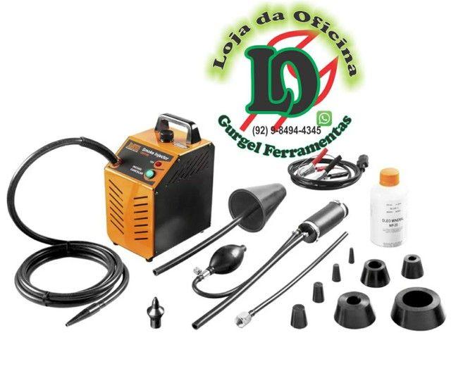 Máquina Geradora de Fumaça Smoke Injector para Detecção de Vazamentos  RAVEN-109100