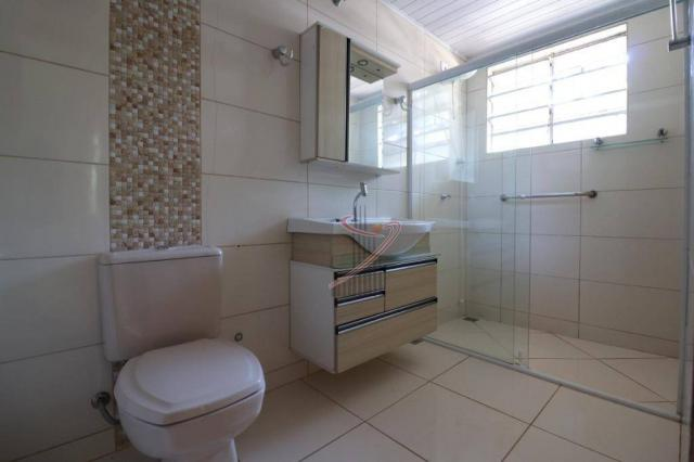 Casa com 3 dormitórios para alugar, 125 m² por R$ 1.600/mês - Jardim Duarte - Foz do Iguaç - Foto 17