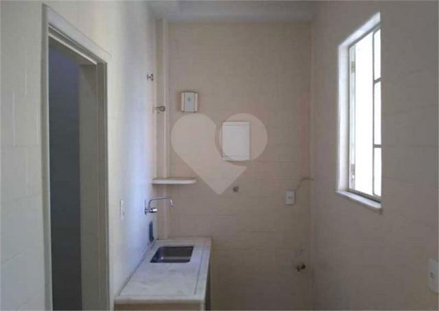 Apartamento à venda com 1 dormitórios em Grajaú, Rio de janeiro cod:350-IM544620 - Foto 13
