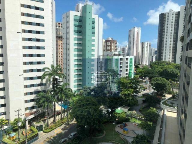 Apartamento para alugar, 48 m² por R$ 2.100,00/mês - Tamarineira - Recife/PE - Foto 15