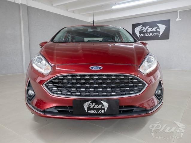 Ford Fiesta TITANIUM 1.6 AUT 4P - Foto 9