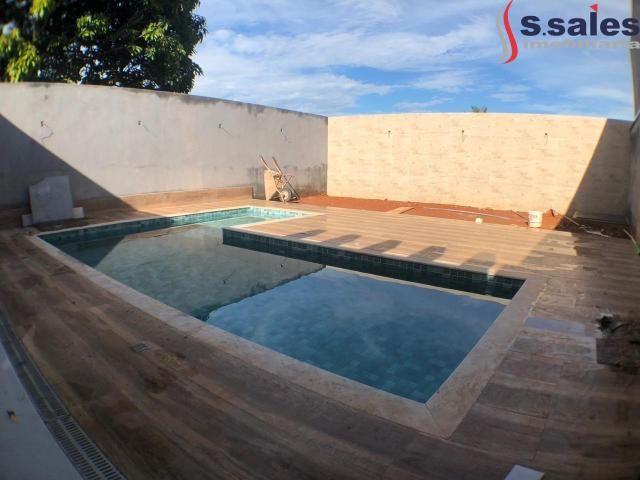 Linda Casa em Vicente Pires com 03 Suítes - Lazer Completo! Brasília DF - Foto 14