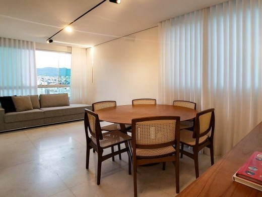 Apartamento à venda com 3 dormitórios em Luxemburgo, Belo horizonte cod:19942 - Foto 2