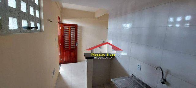 Apartamento com 1 dormitório para alugar, 29 m² por R$ 600,00/mês - José Bonifácio - Forta - Foto 11