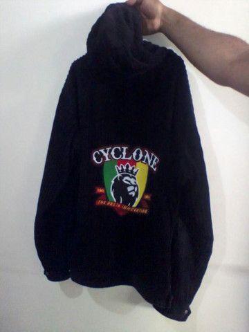 Jaqueta da cyclone - Foto 2