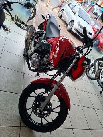 Moto Honda Fan 160 Financiada Entrada: 1.000 Autônomo e Assalariado!!! - Foto 9