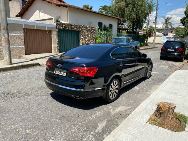 Vendo Cadenza 2011 blindado - Foto 4