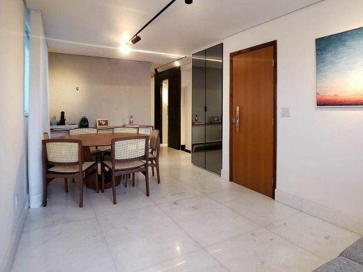Apartamento à venda com 3 dormitórios em Luxemburgo, Belo horizonte cod:19942