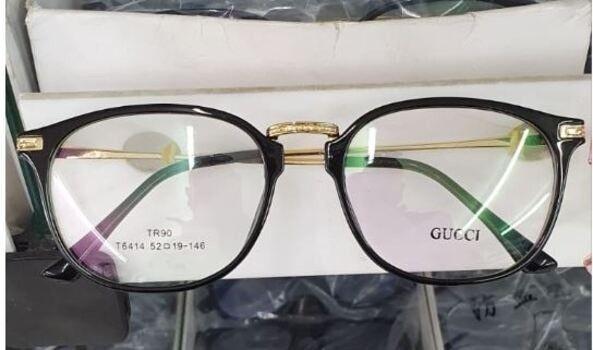 Armação de Óculos Feminino Rosê Vários Estilos Blogueira - Foto 2