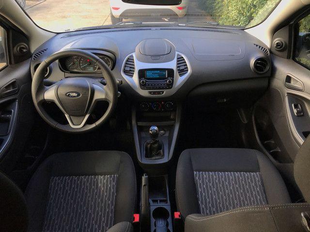 Ford New Ka SE 1.0 Hatch - 2019 - Apenas 29 mil kms - Foto 8