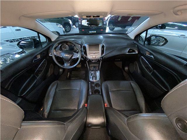 Chevrolet Cruze 2017 1.4 turbo lt 16v flex 4p automático - Foto 6