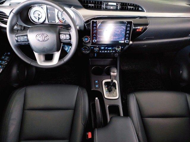 Toyota Hilux 2021  0Km SRV 2.7 4X4 Flex AT   - Foto 6