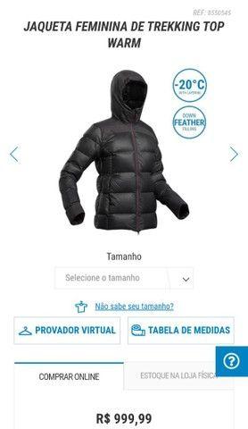 Jaqueta Quechua Nova