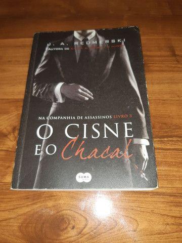 Livro O Cisne e o Chacal