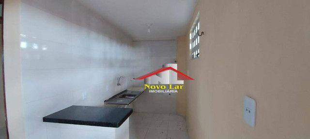 Apartamento com 1 dormitório para alugar, 29 m² por R$ 600,00/mês - José Bonifácio - Forta - Foto 15