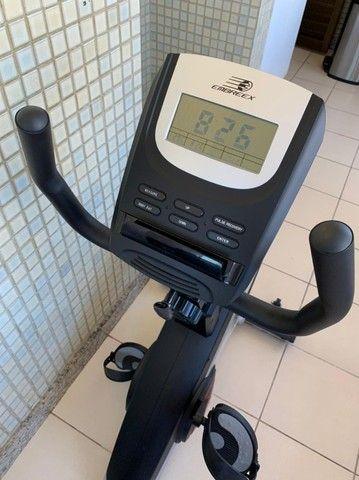 Bicicleta Ergométrica Horizontal Embreex - Foto 4