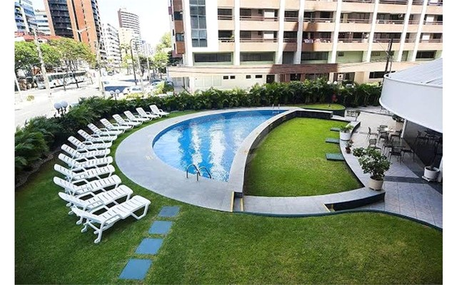 Apartamento à venda com 1 dormitórios em Meireles, Fortaleza cod:REO538234 - Foto 6
