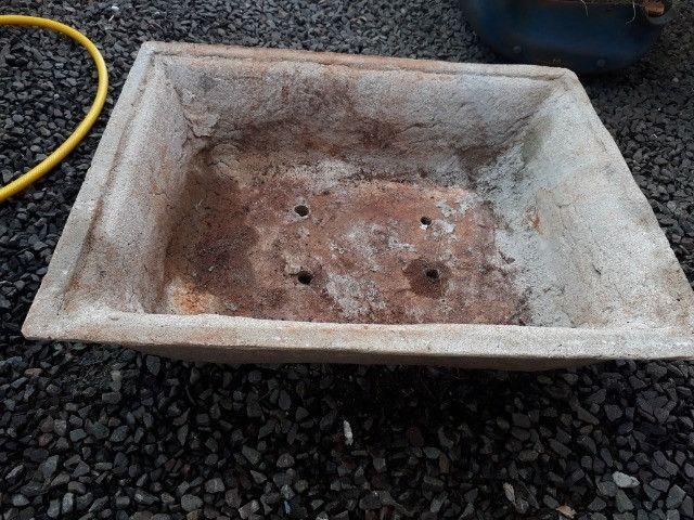 Vaso de cimento - Foto 4