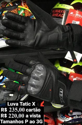 Luvas X11 e Forza para dia a dia , a partir de R$ 85,00 (tamanhos P ao GGG) JL Parts - Foto 8
