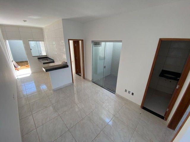 Casa para venda possui 58 metros quadrados com 2 quartos em Residencial Buena Vista I - Go - Foto 9