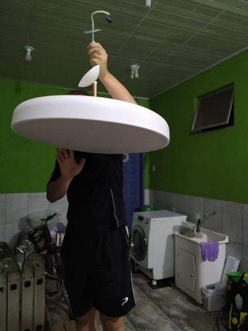 Luminária Redonda 60 cm - Foto 4