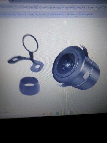 Câmera de re veicular 2 em 1 - Foto 5