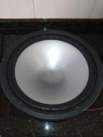 Auto falante Bravox PSW 12d