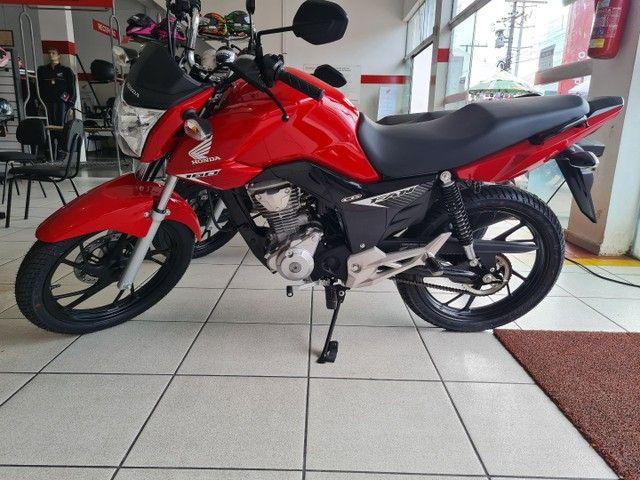 Moto Honda Fan 160 Financiada Entrada: 1.000 Autônomo e Assalariado!!! - Foto 7