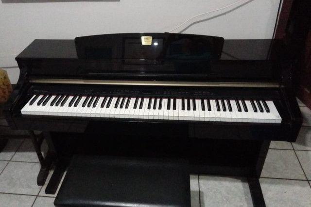 piano yamaha clavinova cpl330 eletrônico