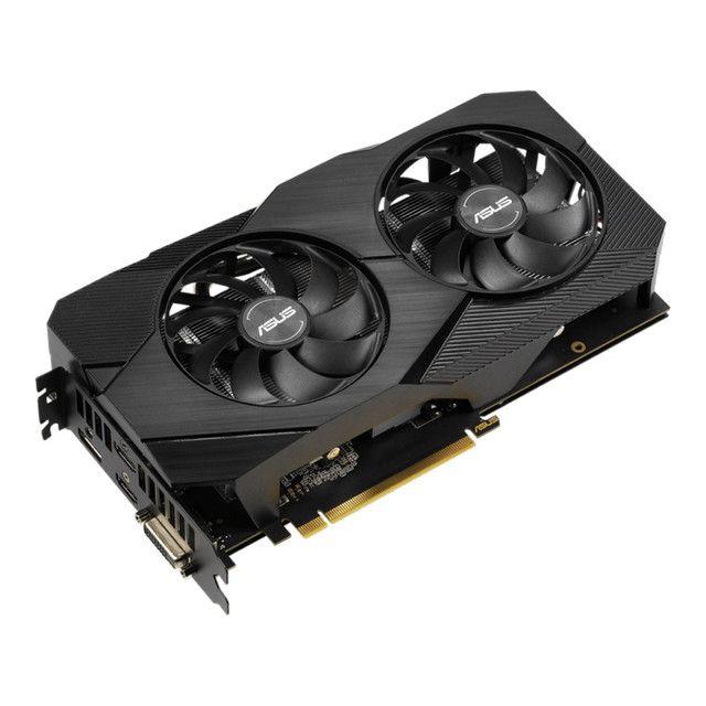 Placa de Vídeo Asus GeForce RTX 2060 Dual 6GB  GDDR6 - Foto 3