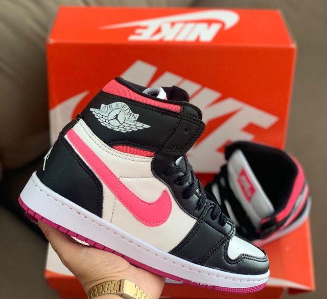 Bota Nike Air Jordan 1 - Foto 3
