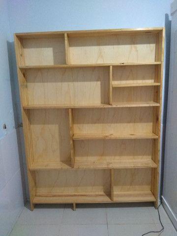 Fabricamos estantes utilidade diversas 600 entrega a domicílio - Foto 3