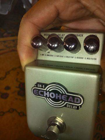 Amplificador de guitarra MARSHALL DELAY