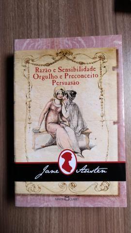 Razão e Sensibilidade/ Orgulho e Preconceito/ Persuasão - Jane Austen