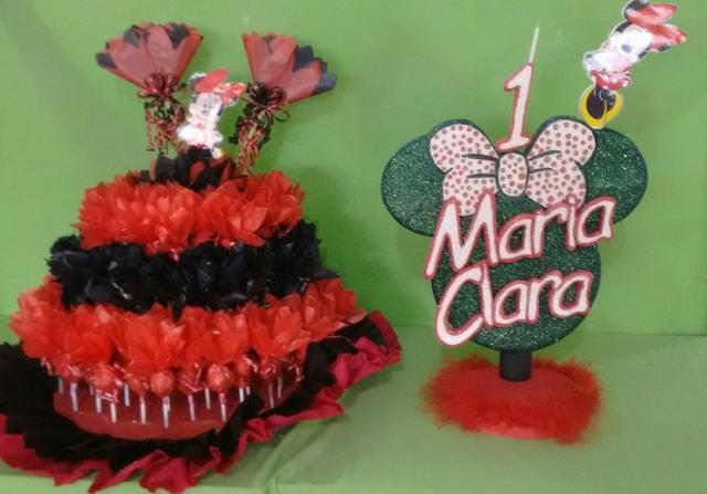 Festa decorativa infantil - complementos temáticos desenvolvidos pela #MariaFumacaFestas