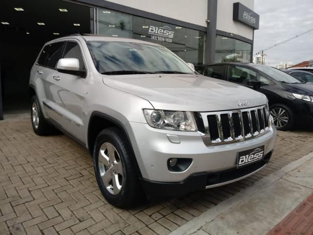 JEEP GRAND CHEROKEE LIMITED 3.0 TB 2013 AUTOMATICO DIESEL