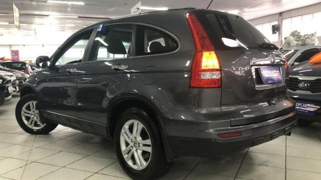 Honda Cr V Ex 2.0 4x4 Aut 2011
