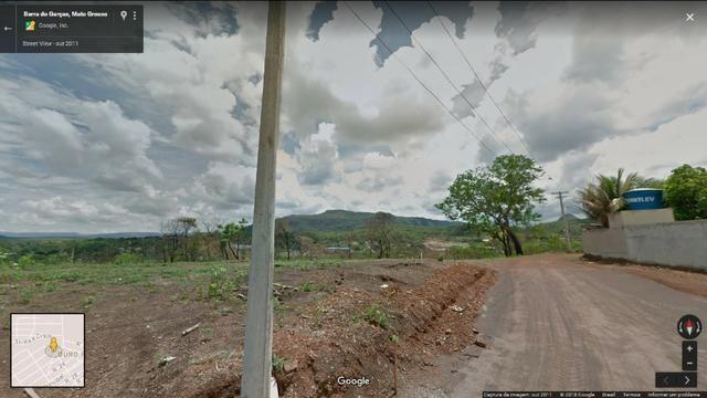 Vendo Lote em Melhor localização em Barra do Garças/Mt-360m²